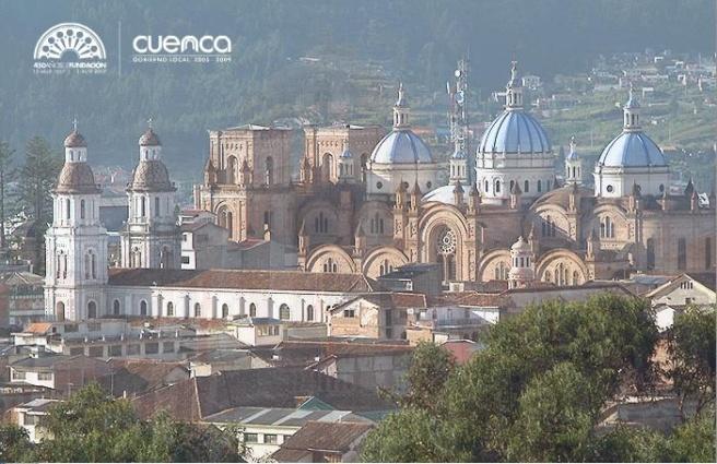 Cathedral de Ecuador, Cuenca