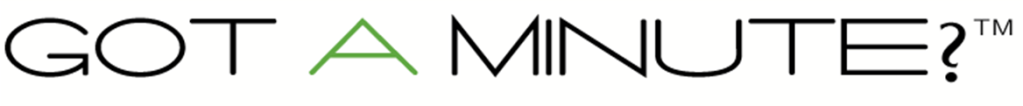 GotAMinute Logo