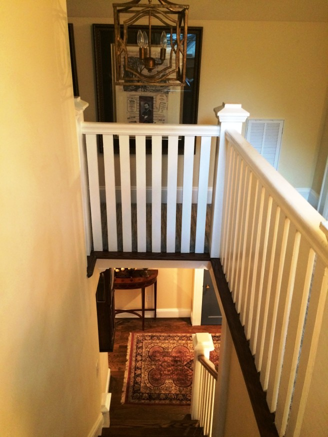 3rd stairway after