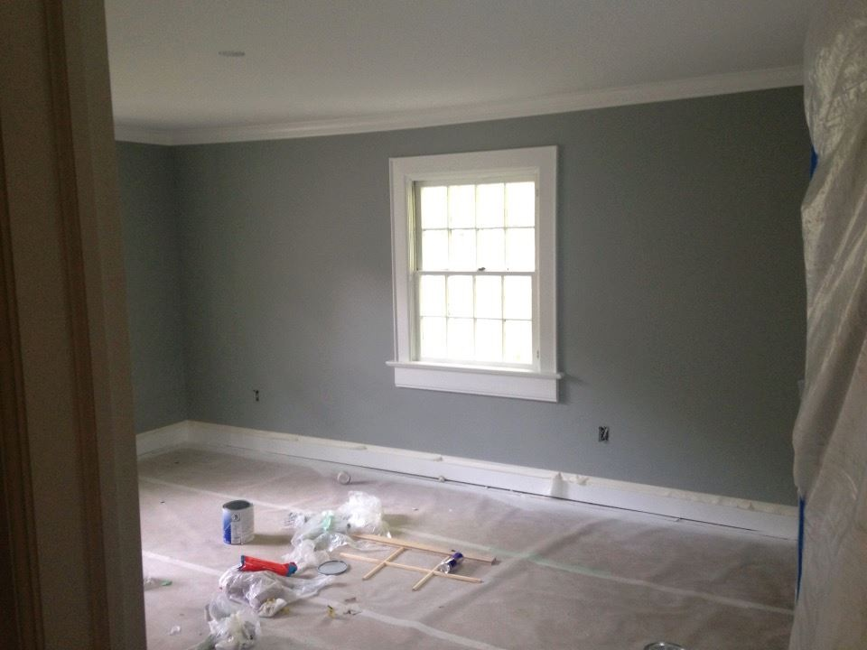 Master Bedroom In-Progress